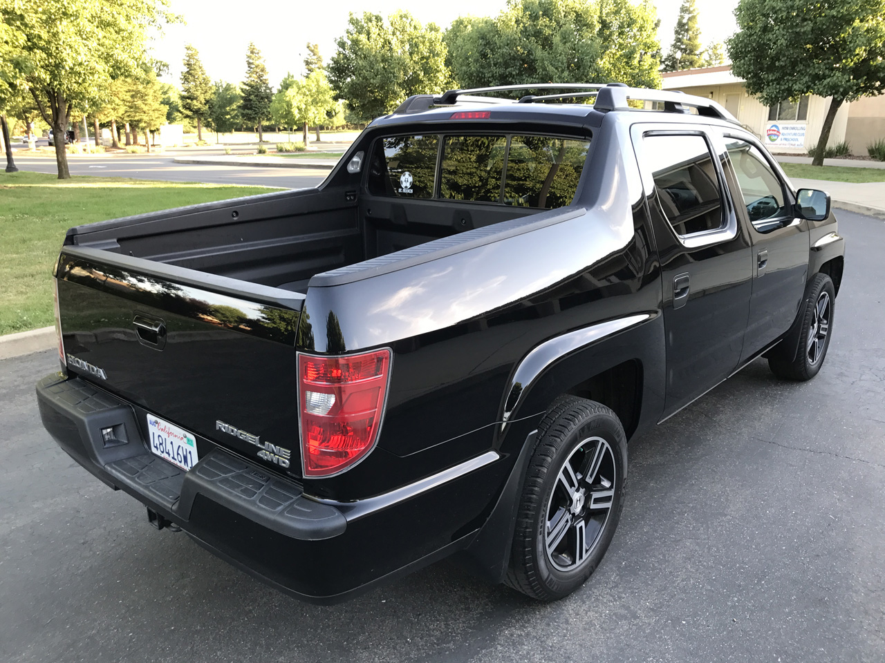 2013 honda ridgeline sport 4wd pickup 4 door ebay. Black Bedroom Furniture Sets. Home Design Ideas