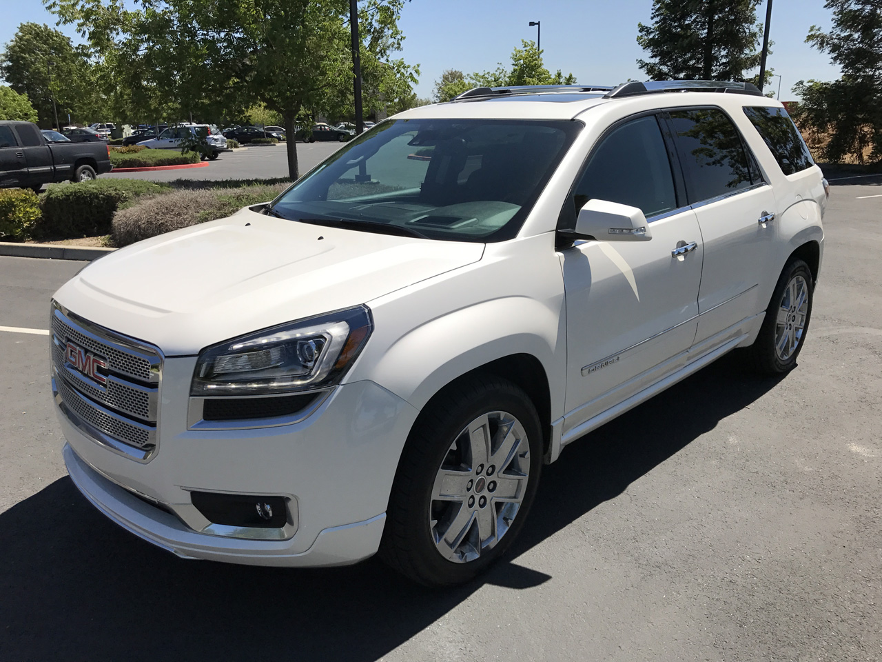 2015 gmc acadia denali sport utility 4 door ebay. Black Bedroom Furniture Sets. Home Design Ideas
